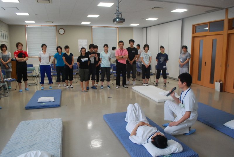 庄内余目病院のブログ-mihon