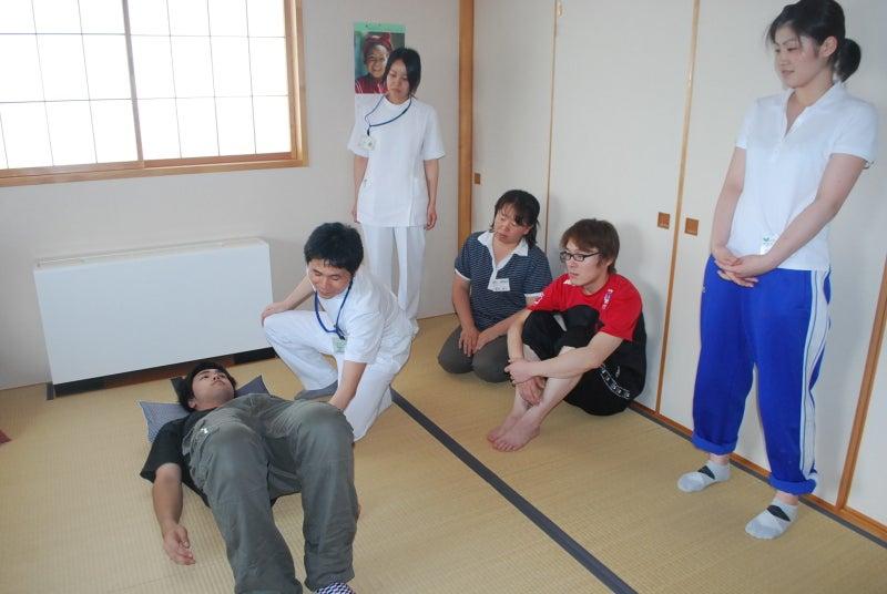 庄内余目病院のブログ-taisou