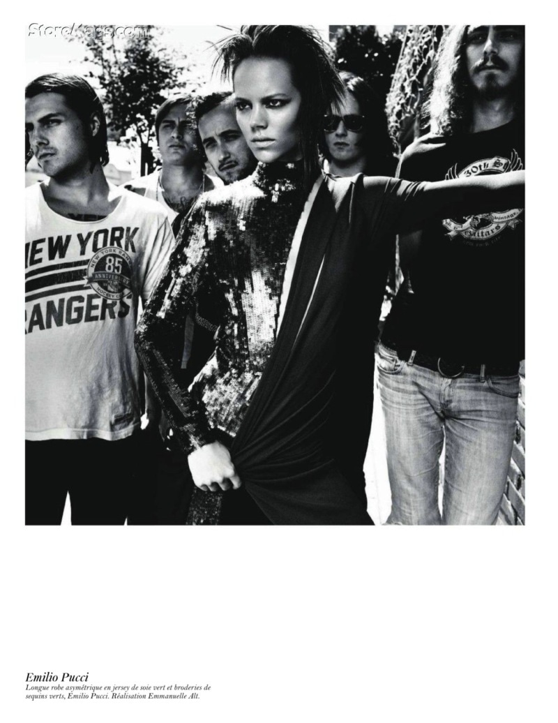 Vogue Paris August 2011 11