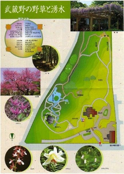 ★kazugonの気ままにぶらり旅★-2-1殿ケ谷庭園パンフ