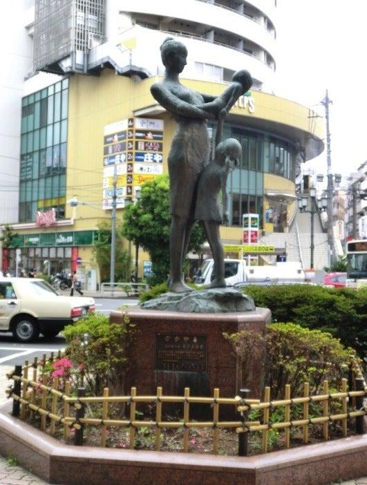 ★kazugonの気ままにぶらり旅★-1国分寺駅前銅像