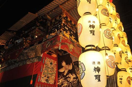 そうだった、京都に行こう(京都写真集)-宵山4