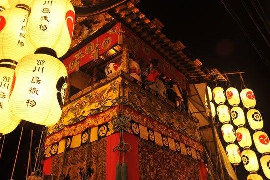 そうだった、京都に行こう(京都写真集)-宵山5