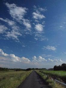 かっちゃんの日記-自転車の風景