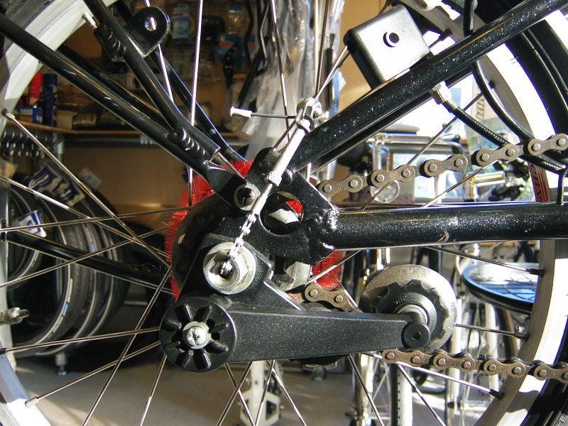 自転車屋 台湾 自転車屋 : ブロンプトン(台湾製、内装3 ...