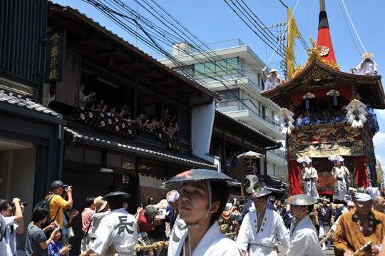 そうだった、京都に行こう(京都写真集)-長刀鉾2
