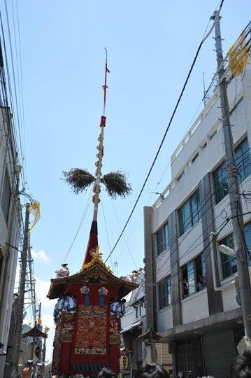 そうだった、京都に行こう(京都写真集)-長刀鉾3