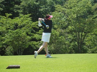 (仮)私はゴルフで会社を辞めました (。・ω・)ノ゙