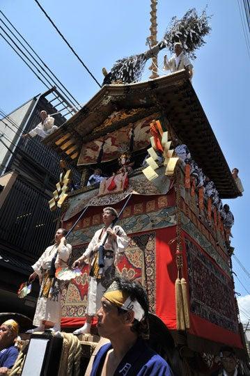そうだった、京都に行こう(京都写真集)-月鉾2