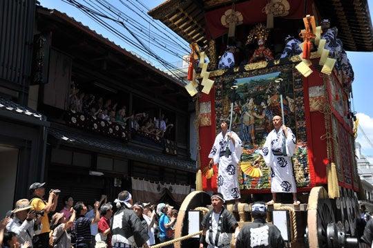 そうだった、京都に行こう(京都写真集)-函谷鉾