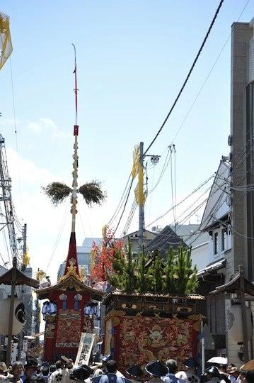 そうだった、京都に行こう(京都写真集)-長刀鉾4