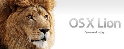 Mac OS X Lion 2011.7.20.