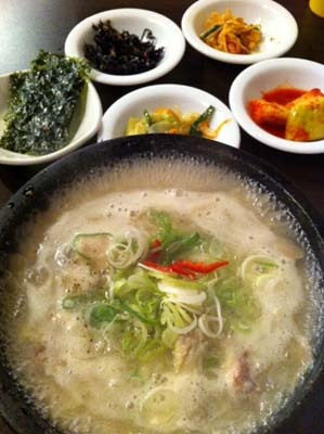 韓国料理サランヘヨ♪ I Love Korean Food-青山TON-FU新大久保店
