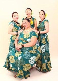 フラダンススクール Halau Hula `O Nawahine in JAPAN 静岡富士校