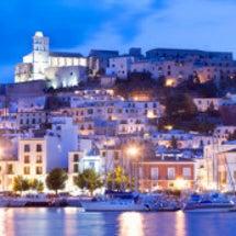 Ibiza④旧市街の…