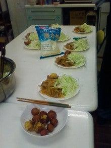 コミュニティ・ベーカリー                          風のすみかな日々-昼食2