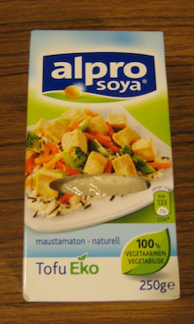 $北欧からコンニチワ-豆腐