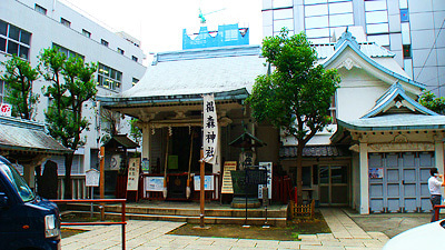 $東條的世界最古の国へようこそ-椙森神社2