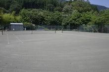 道志村『隠れ家的』ブログ-テニスコート