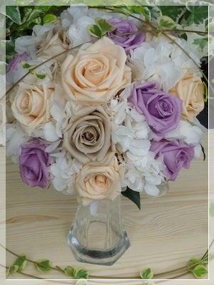 西武池袋線東久留米 プリザーブドフラワー教室『Fairy Rose』フェアリーローズ