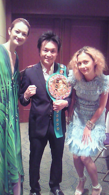 西岡利晃オフィシャルブログ「WBC super bantam weight Champion」Powered by Ameba-201107261207000.jpg