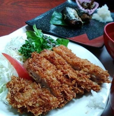 ときどきグルメになりたくなるブログ-秋田県能代市やま久のボリュームランチ4