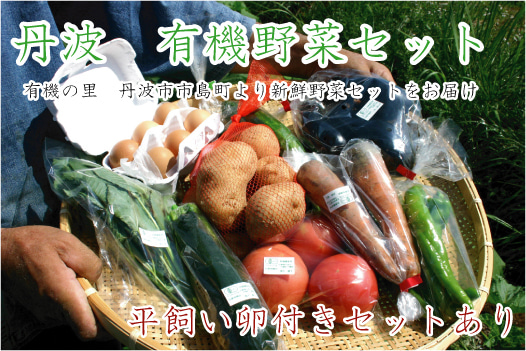 丹波美食倶楽部 ~丹波・篠山のお店(ランチ・宴会)・お土産・おいしい情報満載~-野菜セット