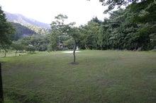 道志村『隠れ家的』ブログ-芝生広場