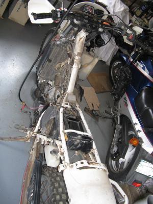 自動車修理バイク修理記録-75