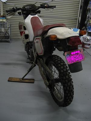 自動車修理バイク修理記録-61