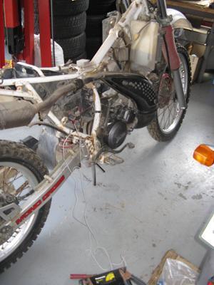 自動車修理バイク修理記録-76