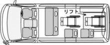 $ビーオブエス福祉タクシー乙訓営業所-102layout