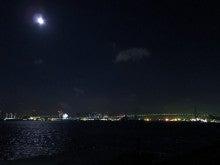 アキフォト-竹芝桟橋夜景