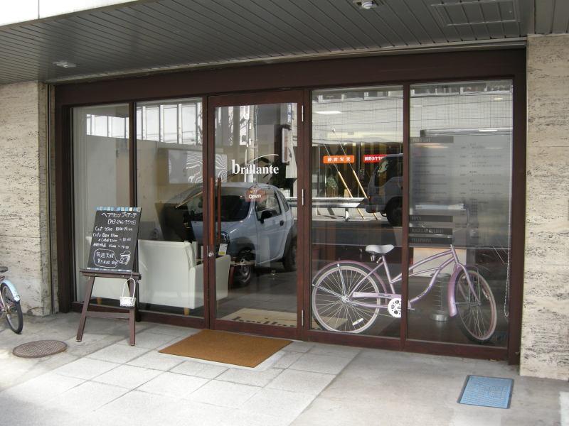 $千葉駅徒歩3分 気軽に話せる美容室ブリアンテ-千葉駅3分美容室ブリアンテの駐車場