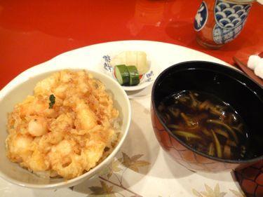 横浜発 驢馬人の美食な日々-MisakaTenpura19