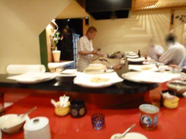 横浜発 驢馬人の美食な日々-MisakaTenpura02