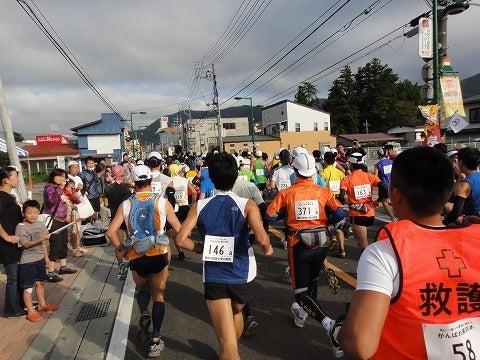 多摩川マラソン日記