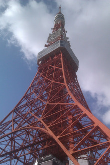 life size-東京タワー