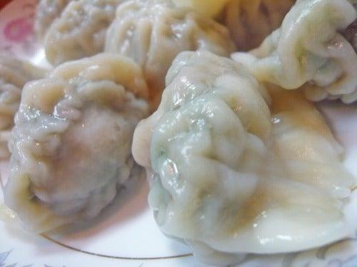 酒リーマンのフードライフat京都-水餃子
