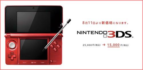 新価格 3DS フレアレッド