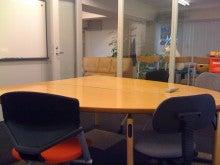英会話名古屋ヴィゴラランゲージスタジオの1室です。