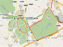 TEAM CYCLE STAR blog-map