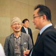 遠藤雅伸公式blog「ゲームの神様」-G-mode10周年パーティーにて