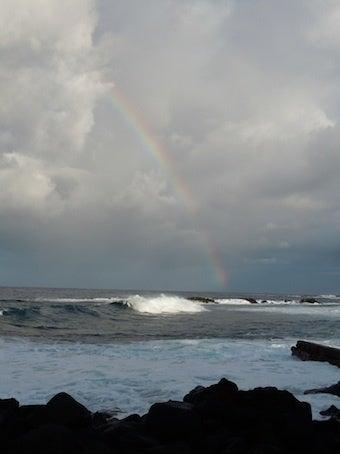 ヒーリング・クリスタル from 虹のハワイ島