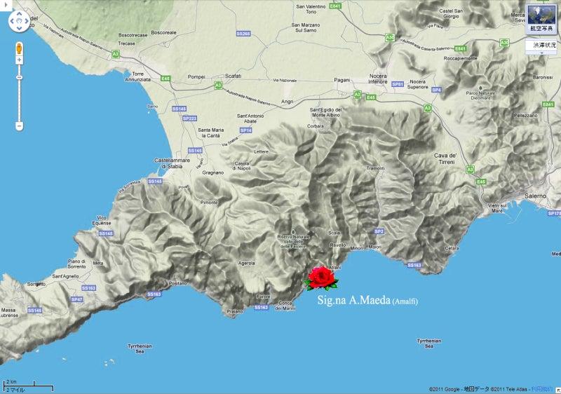 【彼女の恋した南イタリア】 - diario  イタリアリゾート最新情報    -La Costiera AKB アマルフィ海岸を例えるなら
