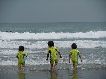 海 日和♪(続・Surf3日誌)