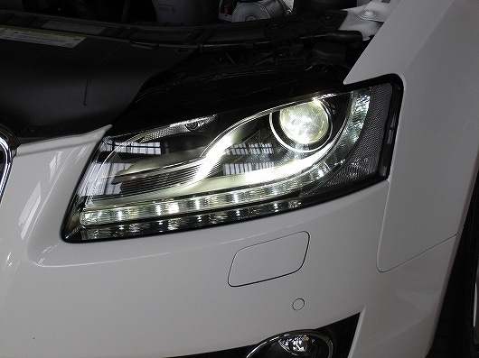 Audi a5 hid vw audi garage for Garage audi 92 nanterre