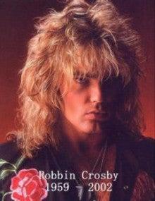 今は亡き大好きだったギタリスト。<b>ロビン</b>・<b>クロスビー</b>。 悲しい <b>...</b>