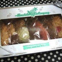 パイナポー型クッキー