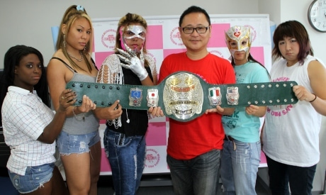 Universal Woman's pro Wrestling REINA